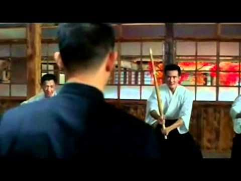 Guile's Theme goes with everything (Jet Li)