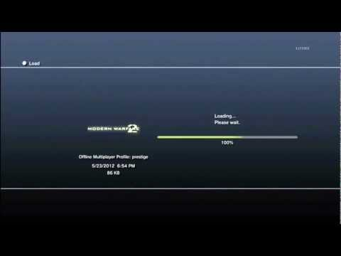 MW2: 10th Prestige Hack PS3 Voice Tutorial (NO JAILBREAK)