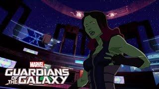 getlinkyoutube.com-Gamora's Trial - Marvel's Guardians of the Galaxy Season 1, Ep. 22