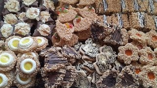 getlinkyoutube.com-حلويات العيد: صابلي بريستيج بأشكال مختلفة و بعجين واحدة اسرار وطرق التزيين بكل احترافية