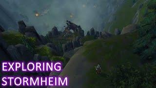 getlinkyoutube.com-WoW: Legion - Exploring Stormheim - Cool Views and Locations to Discover! (Alpha)