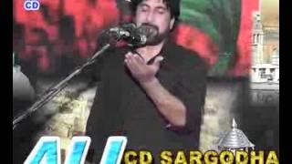 getlinkyoutube.com-Majlis 7 muharam 1435 hijri Zakir Mushtaq Shah p 1  at Sargodha