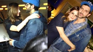 getlinkyoutube.com-Confimed: Hrithik Roshan Is Back With Ex Wife Suzanne Khan After Divorce