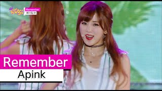 getlinkyoutube.com-[HOT] Apink - Remember, 에이핑크 - 리멤버, Show Music core 20150801