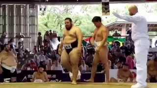 getlinkyoutube.com-BRA VS MGL Teams Sumo World Championships 2015
