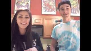 getlinkyoutube.com-Hey There Delilah | Andrea & Kian