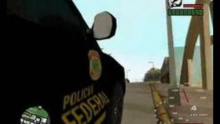 getlinkyoutube.com-Grand Theft Auto Brasil (novas viaturas e sirene)