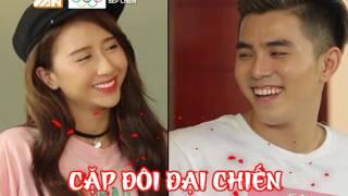 getlinkyoutube.com-Bếp Chiến || Tập 9 (2016): Will và Quỳnh Anh Shyn so tài gắp đồ bá đạo