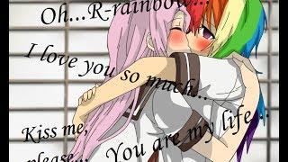 getlinkyoutube.com-I'm in heaven when you kiss me