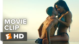 getlinkyoutube.com-The Perfect Match Movie CLIP - Charlie Swims to Eva (2016) - Terrence Jenkins Movie HD