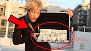 getlinkyoutube.com-$100,000 Ferrari Honesty Experiment!!