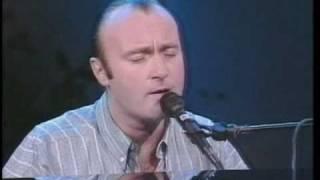 getlinkyoutube.com-Phil Collins  - Groovy Kind Of Love (Phil Donahue  1988)