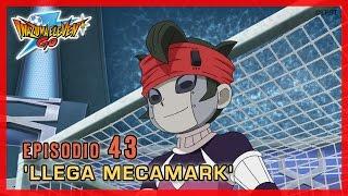 getlinkyoutube.com-Inazuma Eleven Go Chrono Stones - Episodio 43 español «¡Llega Mega-Mark!»