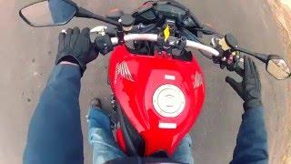 getlinkyoutube.com-New Bike Review:  Honda CB1000R