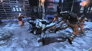 Batman Arkham City Penguin Trailer