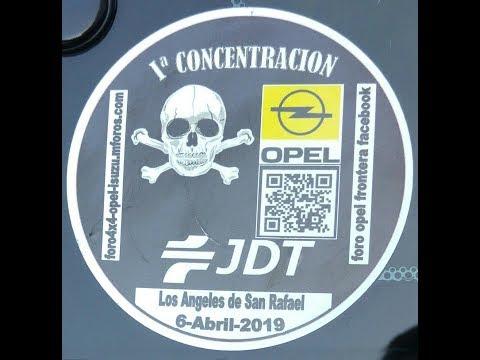 1a Concentracion Opel/Isuzu Parte 1