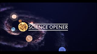 Science Opener | After Effects project