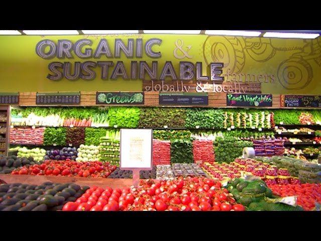 Start-Up Story: Mega Grocery Chain Whole Foods