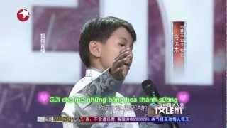 getlinkyoutube.com-Mother In The Dream Phụ Đề Tiếng Việt, gặp mẹ trong mơ, china's got talent.