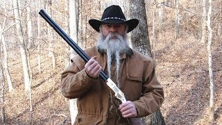"getlinkyoutube.com-Shooting ""The Original Henry"" 44 WCF Rifle, Made in the USA by Henry Repeating Arms- Gunblast.com"
