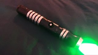 getlinkyoutube.com-Ultrasabers Dark Initiate LE V4 Unboxing
