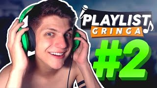 getlinkyoutube.com-MINHA PLAYLIST GRINGA! #2 ~ SETE