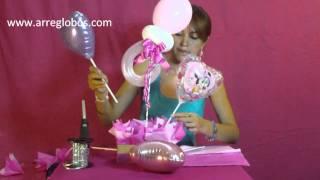 getlinkyoutube.com-Centro de mesa Baby Shower  www.arreglobos.com