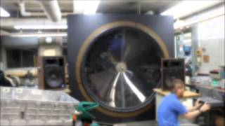 getlinkyoutube.com-Giant Subwoofer Video