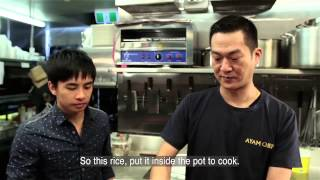 getlinkyoutube.com-How to Cook Hainanese Chicken Rice