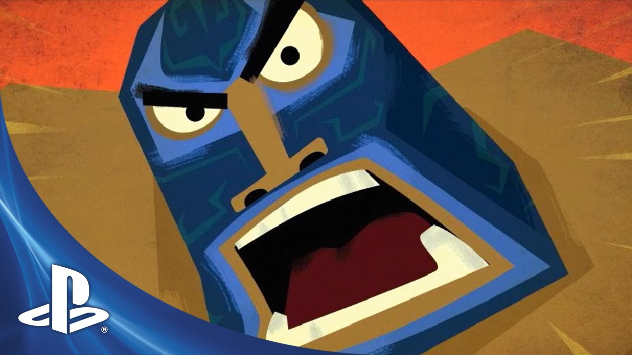 Guacamelee! For PS3 and PS Vita: Target Gameplay Video