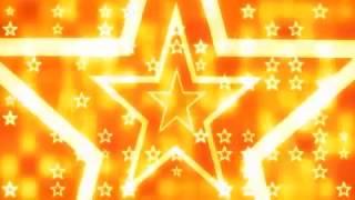 getlinkyoutube.com-Golden Shining Stars Motion Background