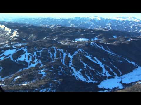 Aerial Footage of the San Juan Mountains
