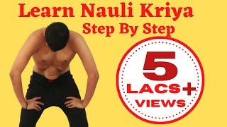 getlinkyoutube.com-Learn Nauli Kriya Step by Step