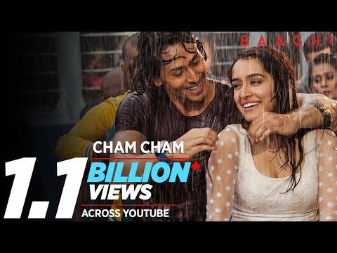 Cham Cham Full Video | BAAGHI | Tiger Shroff, Shraddha Kapoor| Meet Bros, Monali Thakur| Sabbir Khan