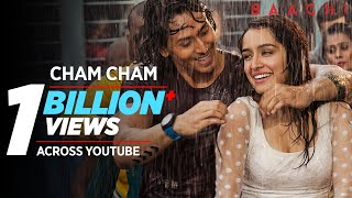getlinkyoutube.com-Cham Cham Full Video | BAAGHI | Tiger Shroff, Shraddha Kapoor| Meet Bros, Monali Thakur| Sabbir Khan