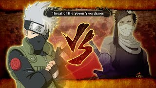 getlinkyoutube.com-Naruto Shippuuden: Ultimate Ninja Storm 3 Full Burst: Kakashi Vs Zabuza Full Boss Battle