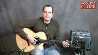 getlinkyoutube.com-PRS Tony McManus Private Stock Review from Acoustic Guitar