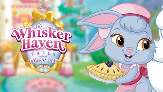 getlinkyoutube.com-Disney Palace Pets 2 in Whisker Haven - Snow White's Pet Berry (Game for Kids)