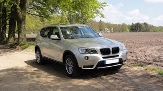 getlinkyoutube.com-2012 BMW X3 xDrive20d Walkaround