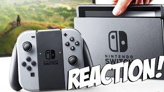 getlinkyoutube.com-Nintendo Switch Trailer LIVE REACTION