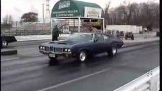 Olds Oldsmobile 455 Powered 442 Nitrous Pass