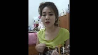 getlinkyoutube.com-SAYONARA (ซาโยนาระ) -วง mild cover ukulele apple