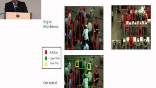 getlinkyoutube.com-Human Detection, Tracking and Segmentation in Surveillance Video