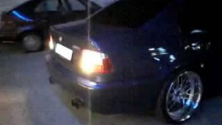 getlinkyoutube.com-BMW E39 M5 Reuter X-Pipe and Work Rims