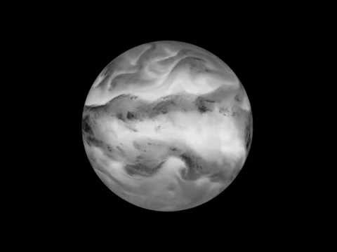 Planet Earth in Infrared