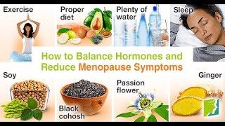 getlinkyoutube.com-How To balance the Hormones naturally for men and women