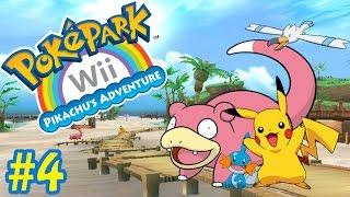 getlinkyoutube.com-Let's play! Poképark Wii   Conociendo a los pkmns de la playa!   Gameplay español #4 Zona Playa