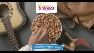 A Summer Of Great Health | California Almonds India
