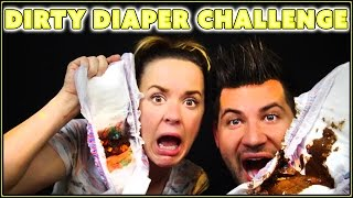 getlinkyoutube.com-😝POOPY DIAPER CHALLENGE 😝SMELLY BELLY TV 😝