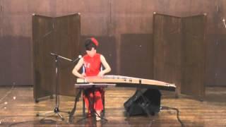 getlinkyoutube.com-茉莉花~Jasmine Flower~ (『伍芳(ウー・ファン) 早春古箏ライブ―JASMINE FLOWER―』より)
